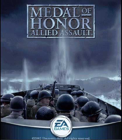 Medal of Honor Allied Assault Medal-aa
